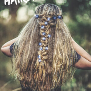 Hairlight Blauw